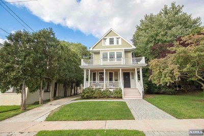 Englewood Single Family Home Under Contract: 63 Spring Lane