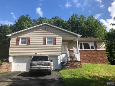 Wanaque Single Family Home Under Contract: 26 Schirra Drive