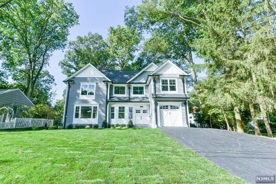 Bergen County Single Family Home Under Contract: 11 Circle End Drive