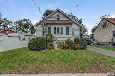 Essex County Single Family Home Under Contract: 54 Liberty Avenue