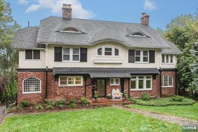 Essex County Single Family Home Under Contract: 301 Upper Mountain Avenue