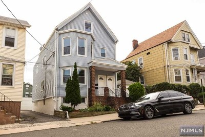 Hudson County Multi Family 2-4 Under Contract: 72 Hoyt Street
