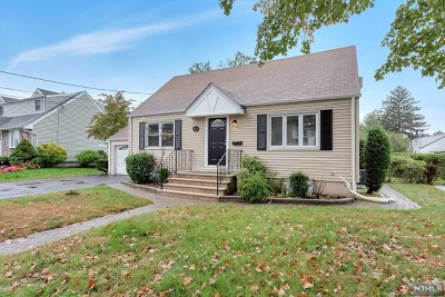 Fair Lawn Single Family Home Under Contract: 13-38 Orchard Street