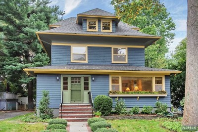 Essex County Single Family Home Under Contract: 12 Holland Terrace