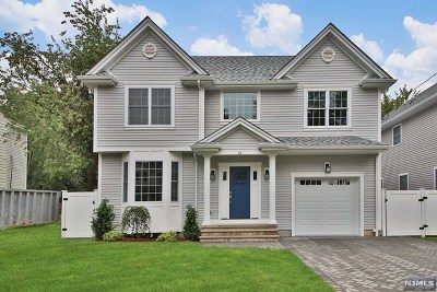 Bergenfield Single Family Home Under Contract: 60 Hallberg Avenue