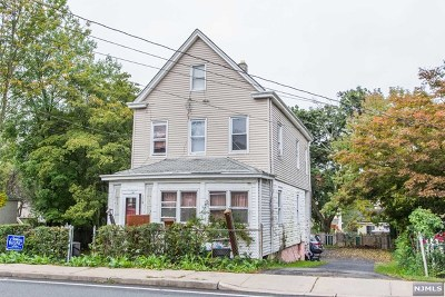 Bergen County Single Family Home Under Contract: 114 Ramapo Valley Road