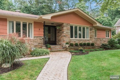 Essex County Single Family Home Under Contract: 5 Roberts Court