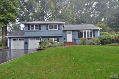 Woodcliff Lake Single Family Home Under Contract: 22 Clinton Place