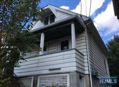 Bergen County Single Family Home Under Contract: 52 Jewell Street