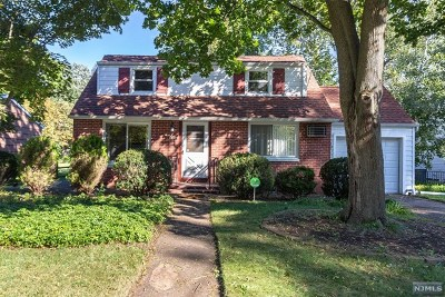 Bergenfield Single Family Home Under Contract: 104 Clinton Park Drive