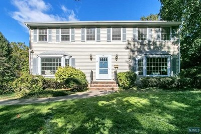 Bergen County Single Family Home Under Contract: 41 Sheri Drive