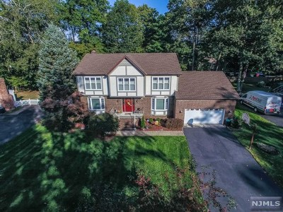 Passaic County Single Family Home Under Contract: 19 Torbet Drive