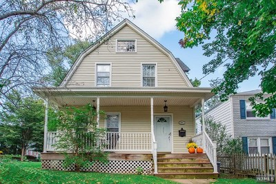 Ridgewood Single Family Home Under Contract: 201 Walton Street