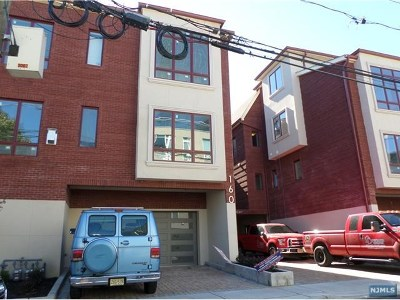 Fort Lee Condo/Townhouse Under Contract: 160 Cedar Street #E