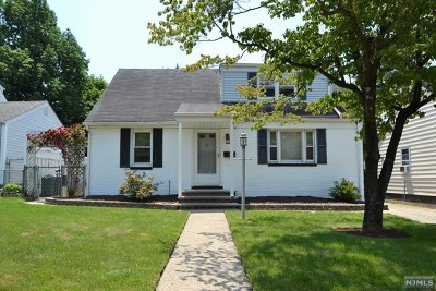 Bergen County Single Family Home Under Contract: 31 Andover Avenue