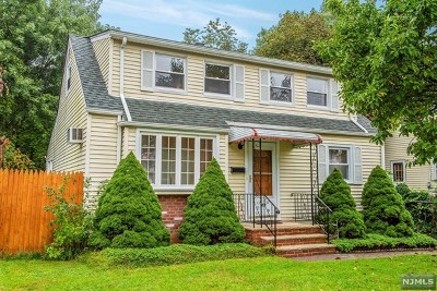 Clifton Single Family Home Under Contract: 80 Tristan Road