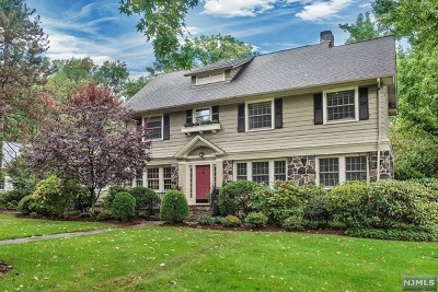 Essex County Single Family Home Under Contract: 127 Inwood Avenue