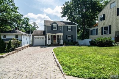 Essex County Single Family Home Under Contract: 142 Walker Road