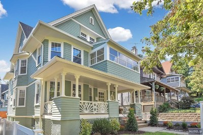 Essex County Multi Family 2-4 Under Contract: 4 Club Street