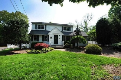 Glen Rock Single Family Home Under Contract: 62 Leone Court