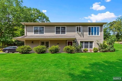 North Haledon Single Family Home Under Contract: 1245 High Mountain Road