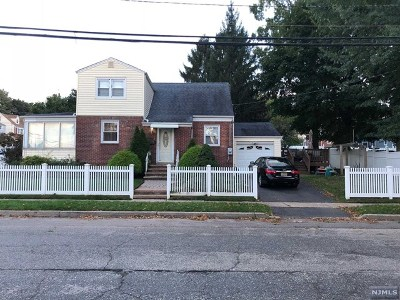 Hackensack Single Family Home Under Contract: 28 Rowland Avenue