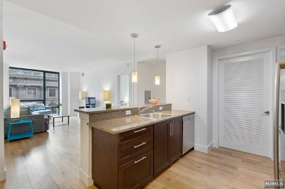 Hudson County Condo/Townhouse Under Contract: 253 Washington Street #303
