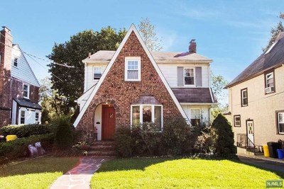 Teaneck Single Family Home Under Contract: 881 Prince Street