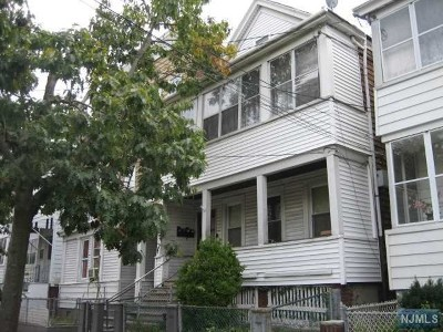 Passaic Multi Family 2-4 Under Contract: 31 Parker Avenue