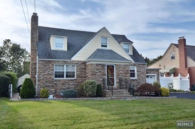 Fair Lawn Single Family Home Under Contract: 0-24 East Amsterdam Avenue
