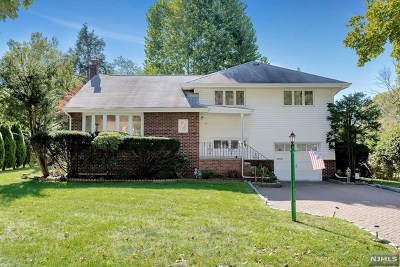 Cresskill Single Family Home Under Contract: 10 Center Street