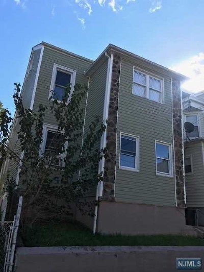 Paterson Multi Family 2-4 Under Contract: 511 East 24th Street
