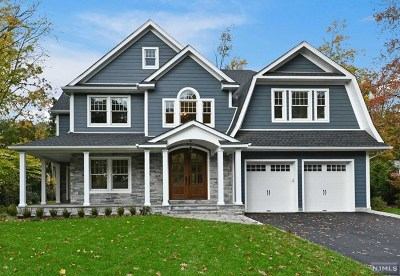 Wyckoff Single Family Home Under Contract: 335 Sunset Boulevard