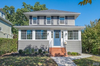 Essex County Single Family Home Under Contract: 115 Wildwood Avenue