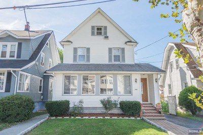 Bogota Single Family Home Under Contract: 226 Elmwood Avenue