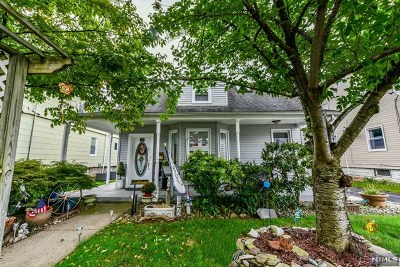 Dumont Single Family Home Under Contract: 145 Erie Street
