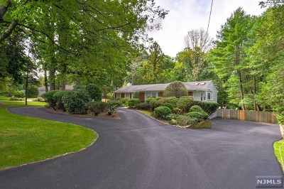 Essex County Single Family Home Under Contract: 15 Scarsdale Drive
