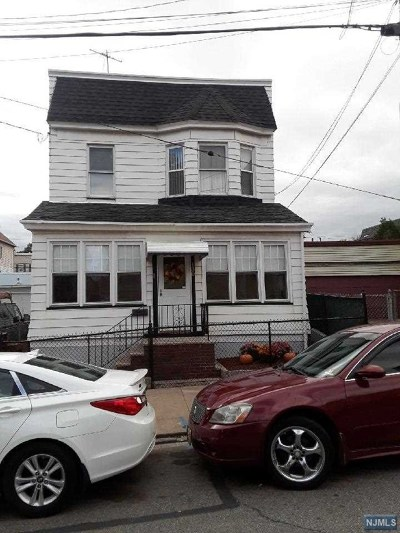 Hudson County Multi Family 2-4 Under Contract: 130 Hoyt Street