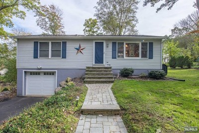 West Milford Single Family Home Under Contract: 41 Woodside Drive