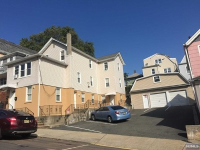 Hudson County Multi Family 2-4 Under Contract: 39 Tappan Street