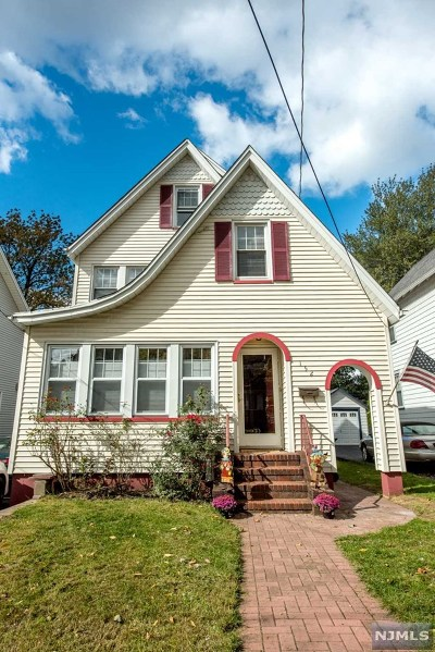 Rutherford Single Family Home Under Contract: 152 Daniel Avenue