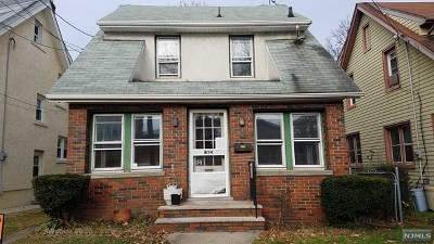 Carlstadt Single Family Home Under Contract: 614 Monroe Street