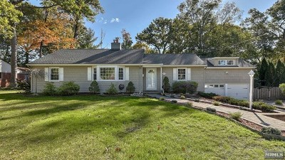 Wyckoff Single Family Home Under Contract: 330 Village Place