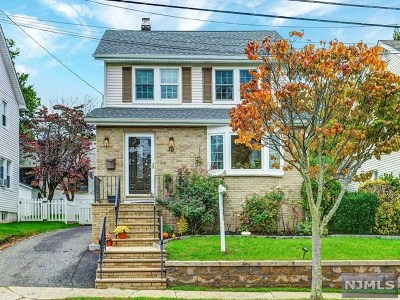 Oradell Single Family Home Under Contract: 70 Beverly Road