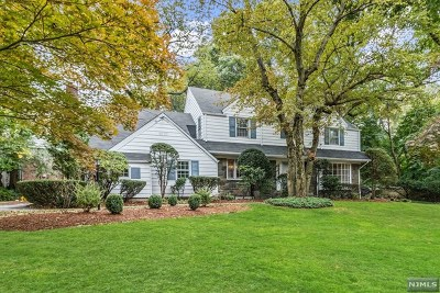 Englewood NJ Single Family Home Under Contract: $625,000