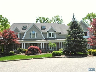 Wyckoff Single Family Home Under Contract: 209 Zachary Court