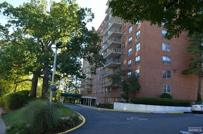 Hackensack Condo/Townhouse Under Contract: 301 Beech Street #8c