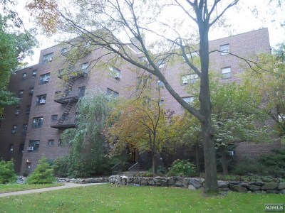 Fort Lee Condo/Townhouse Under Contract: 400 Park Place #2a
