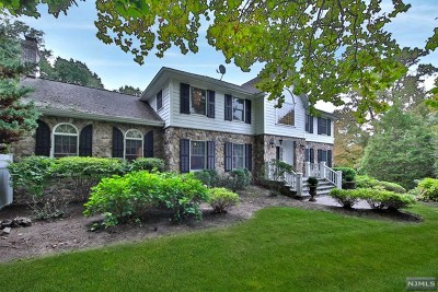 Closter Single Family Home Under Contract: 466 Homans Avenue