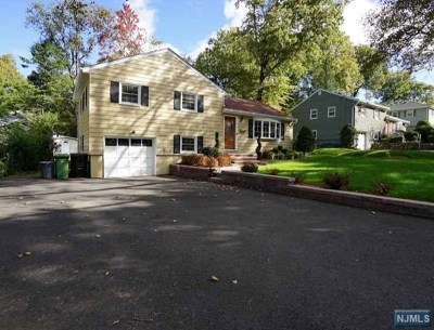 Paramus Single Family Home Under Contract: 317 Franklin Place
